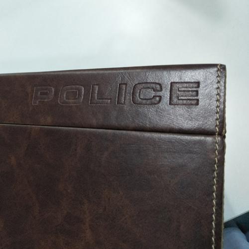 Police Case Emboss