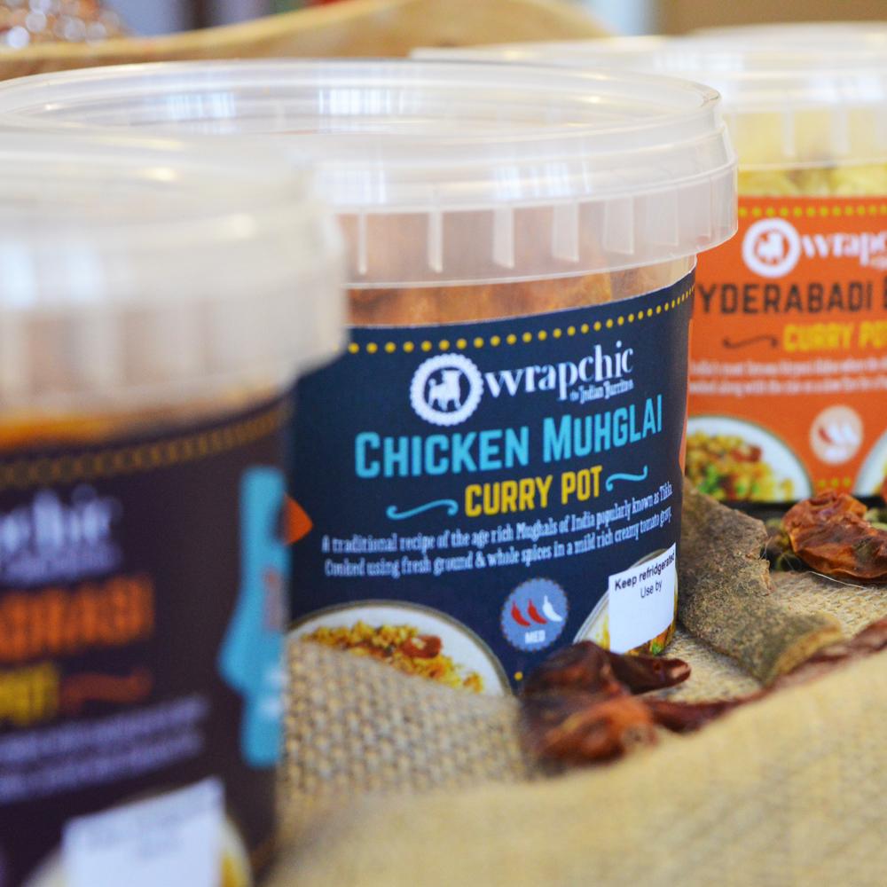 Food Product Branding